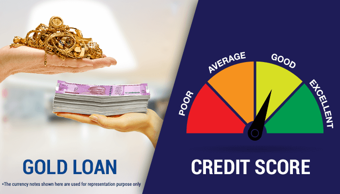 Does Taking Gold Loan Affect My Credit Score?