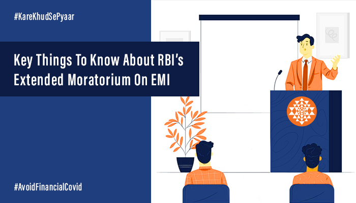 Key Things to Know About RBI's Extended Moratorium on EMI