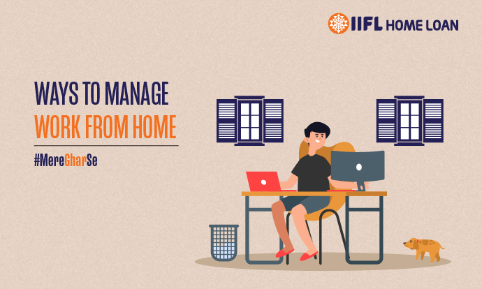 How To Manage Work From Home