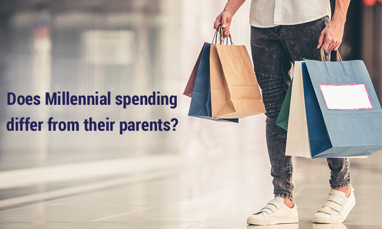 Assets vs experiences: How millennial spending differs from their parents