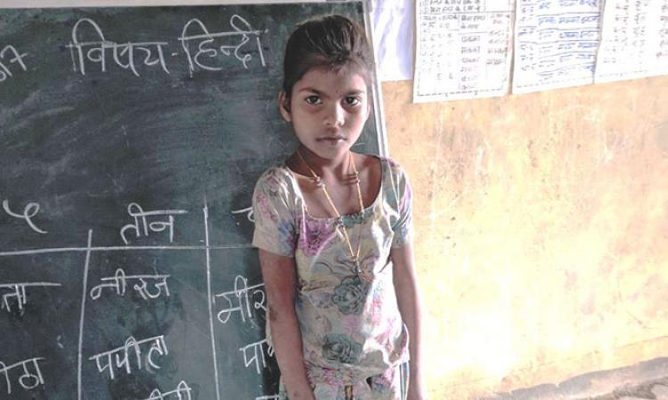 Happy Tale : Pushpa Kumari Bhil (Hearing and Speech Impaired)
