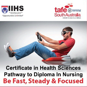Certificate in Health Science – Pathway to Diploma in Nursing (Enrolled)- TAFE South Australia