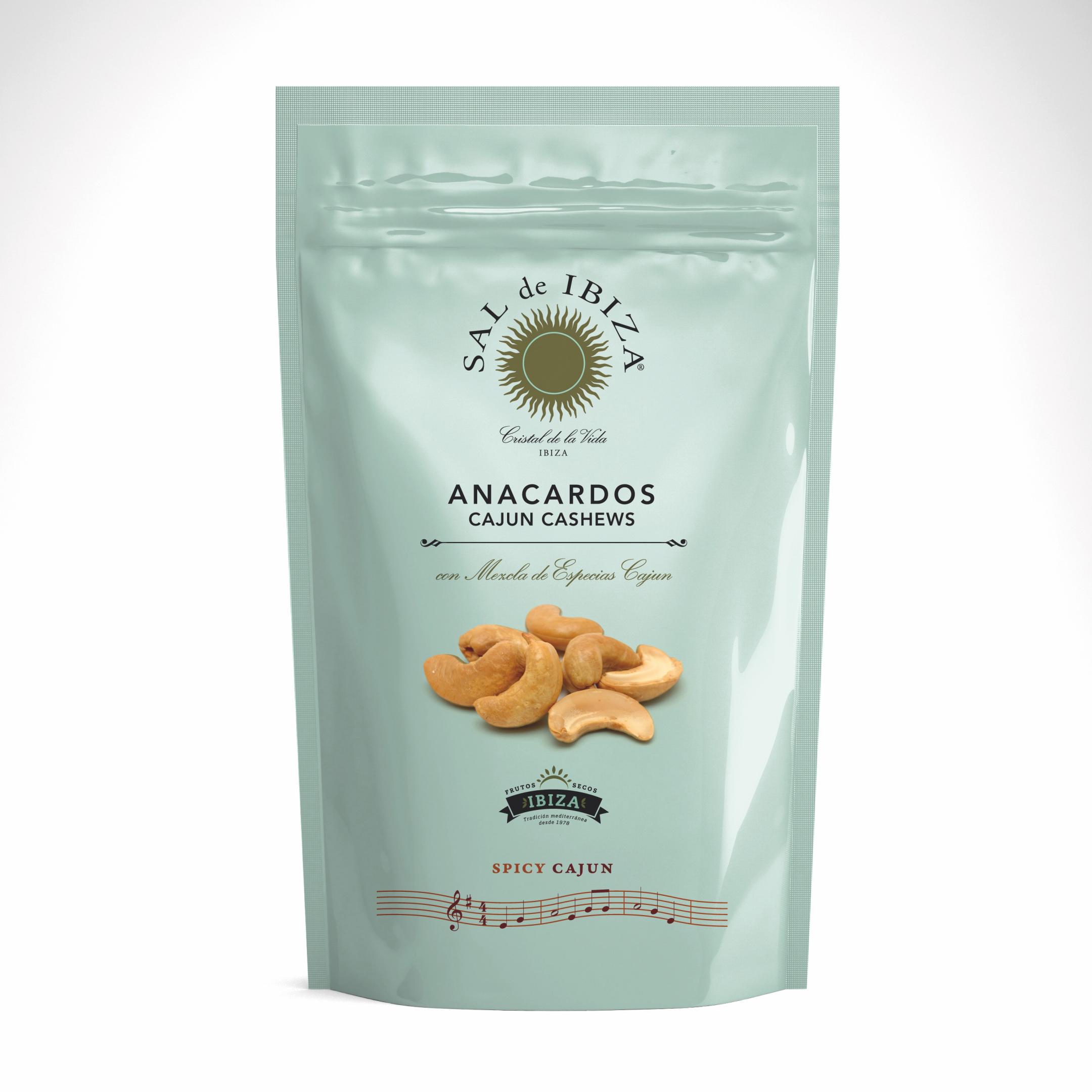 Snacks: Anacardos Spicy Cajun