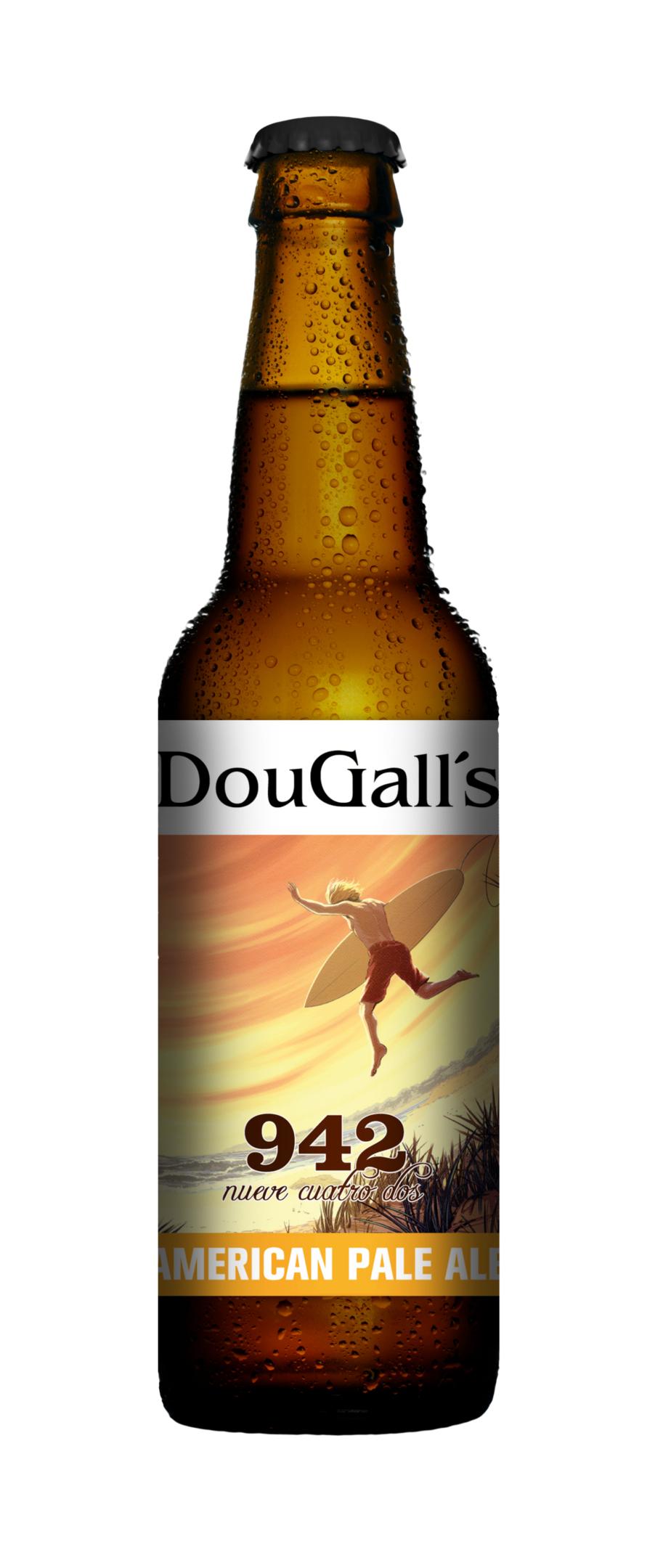 Cerveza: DouGall's APA