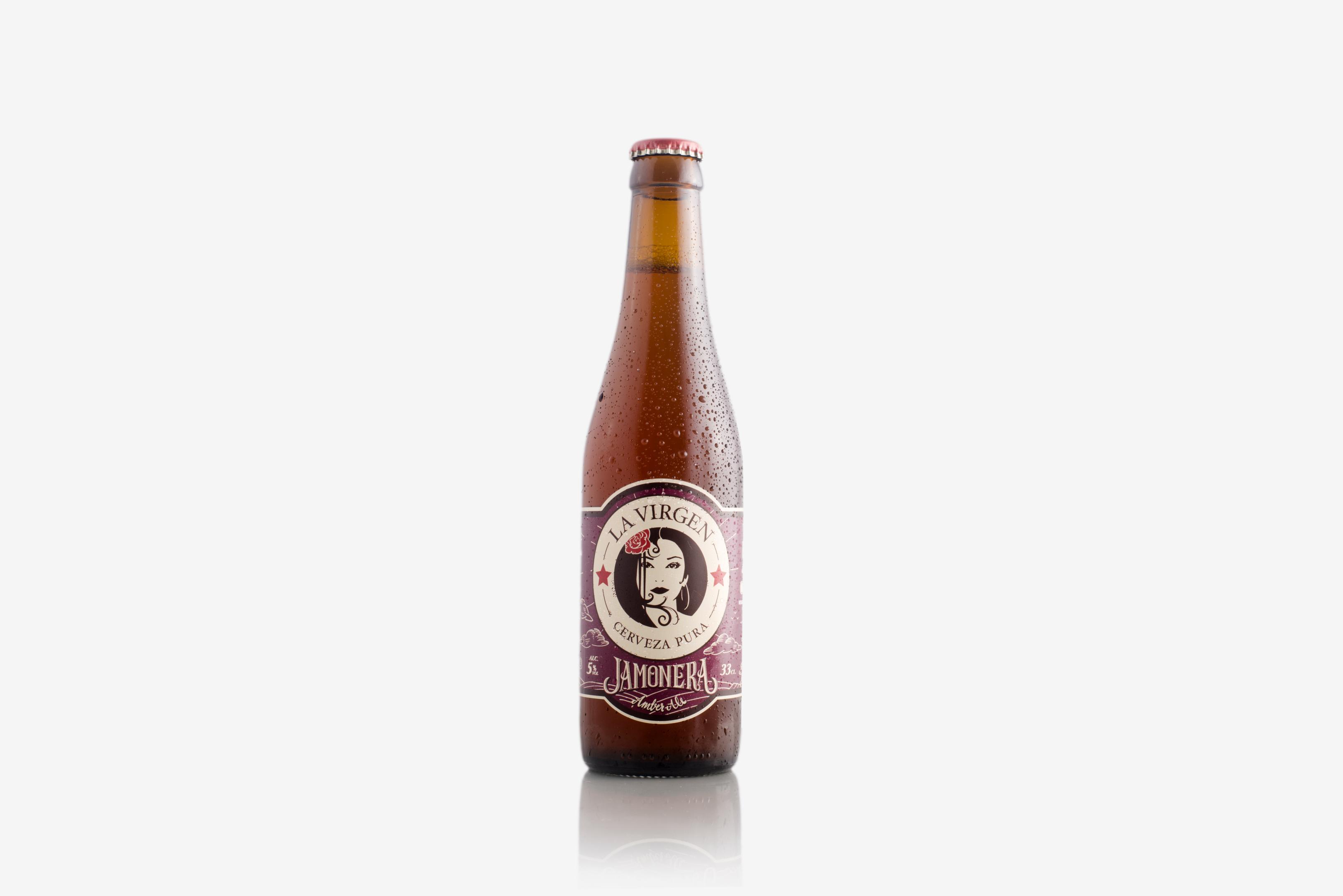 Cerveza: Virgen Jamonera