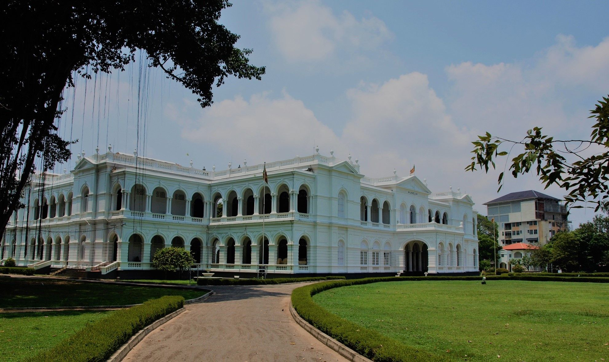 National Museum in Colombo. © Nigel Swales