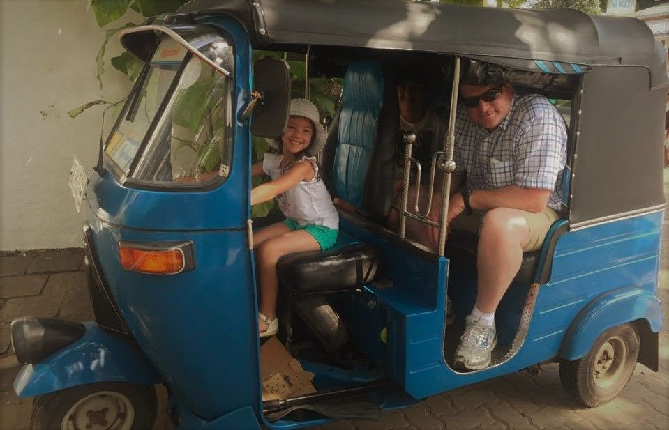 Tuk Tuk Safari Sri Lanka