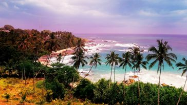 Tangalle Beach, Tangalle, Southern Province, Sri Lanka.
