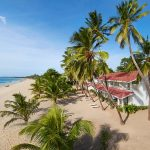Beach hotel in Trincomalee