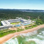Beach resorts in Sri Lanka