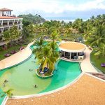Beach hotel in Beruwala