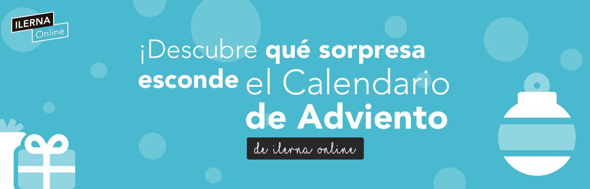 Descubre las sorpresas que esconde el Calendario de Adviento de ILERNA Online