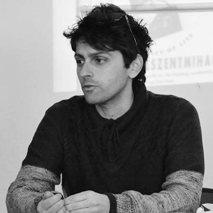 Intervista fuori luogo a Fabio Viola