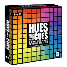 Hues and Cues | The Op Games
