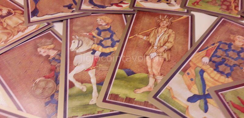 I tarocchi - I trionfi o gli arcani maggiori