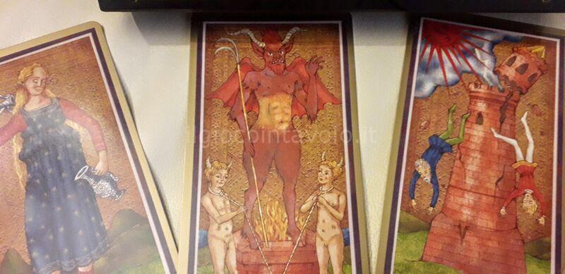 I tarocchi - Il diavolo