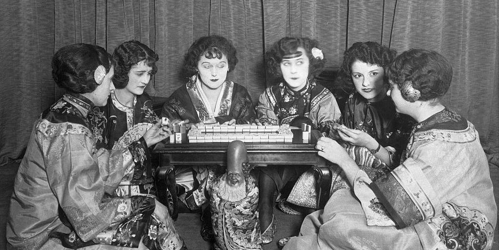 mahjong classico cinese