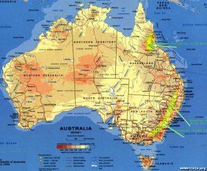 map.australia