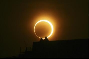 Gerhana Matahari Cincin : Pengertian, Proses, dan Dampaknya