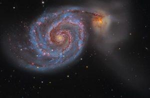 Galaksi Pusaran Air