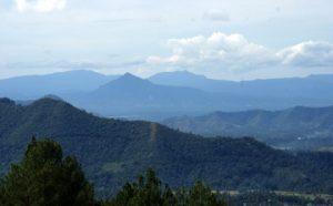 Pegunungan Bukit Barisan