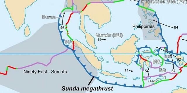 Gempa Megathrust : Karakteristik – Zona – Dampak – Fenomena