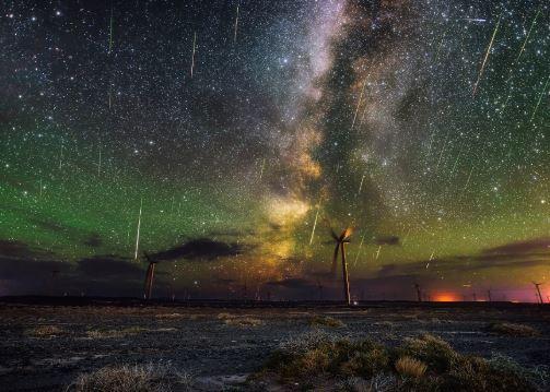 Hujan Meteor Leonid : Proses Terjadinya – Waktu dan Fenomenanya