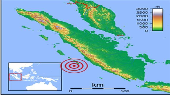 5 Daerah Rawan Gempa di Indonesia (Nomor Tiga Sampai 200 Kali Gempa) -  IlmuGeografi.com 5581b8d2a7