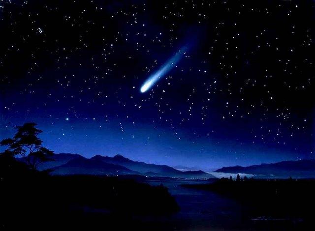 Proses Terjadinya Bintang Jatuh dan Fenomenanya