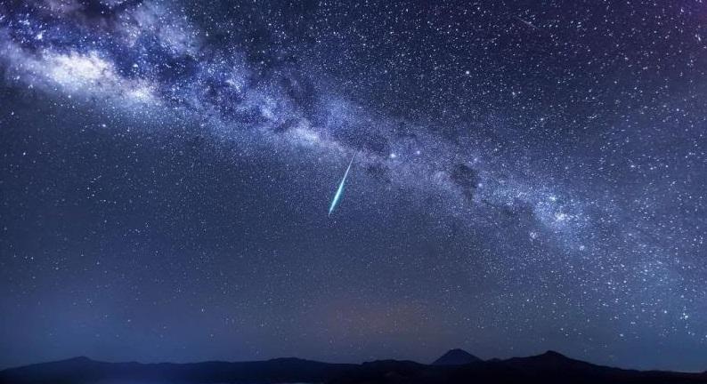 Hujan Meteor Eta Aquarids : Proses Terjadinya – Ciri dan Fenomena
