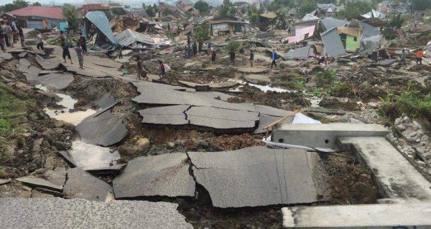 Likuifaksi (Pencairan Tanah) : Penyebab – Dampak – Proses