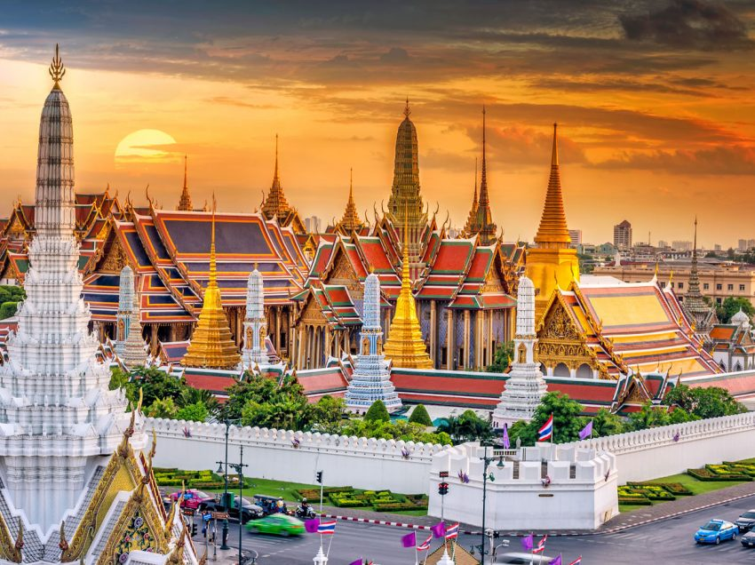 6 Kenampakan Buatan di Thailand yang Populer di Dunia