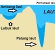 Lubuk Laut: Pengertian – Proses terbentuknya – Fungsi