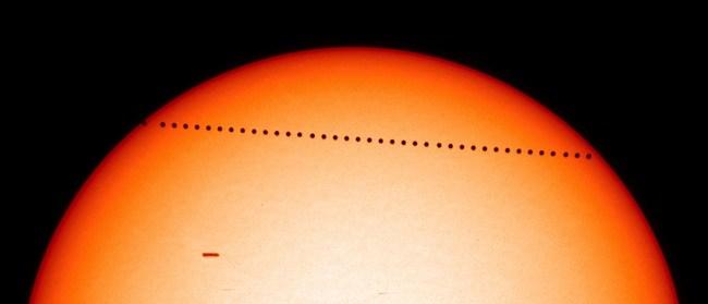 Fenomena Merkurius Melewati Matahari dan Proses Terjadinya