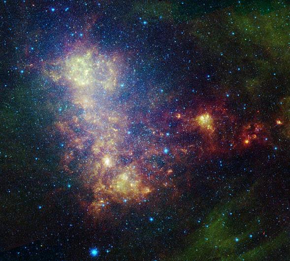 Fakta-Fakta Galaksi Magellan dan Prediksi Tabrakan dengan Bima Sakti