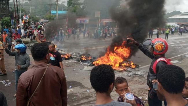 Kasus Pelanggaran HAM Di Papua, Hingga Kasus Aksi Demo Di Monokwari