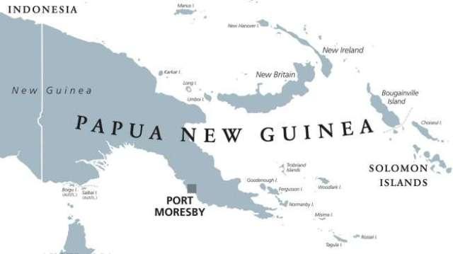 Papua Nugini: Karakteristik Hingga Kenampakan Alamnya