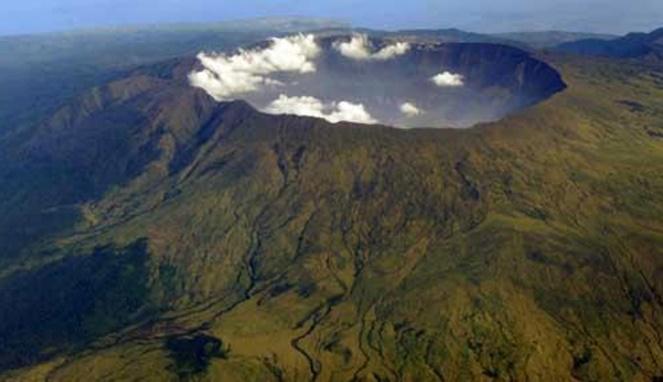 6 Gunung di Nusa Tenggara, Salah Satunya Pernah Tergambar di Uang Kertas