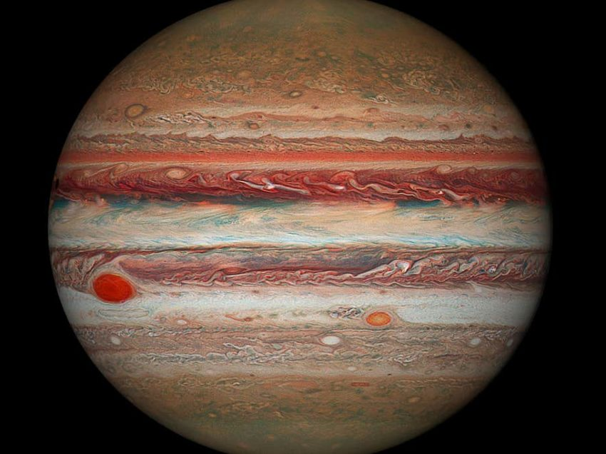9 Keunikan Planet Jupiter, Planet Terbesar Di Tata Surya