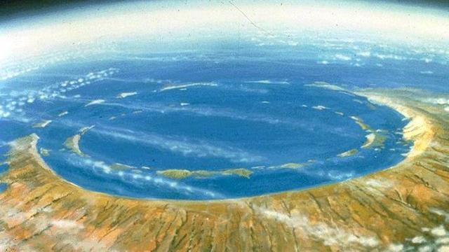 7 Meteor yang Pernah Jatuh Ke Bumi, Salah Satu Penyebab Dinosaurus Punah
