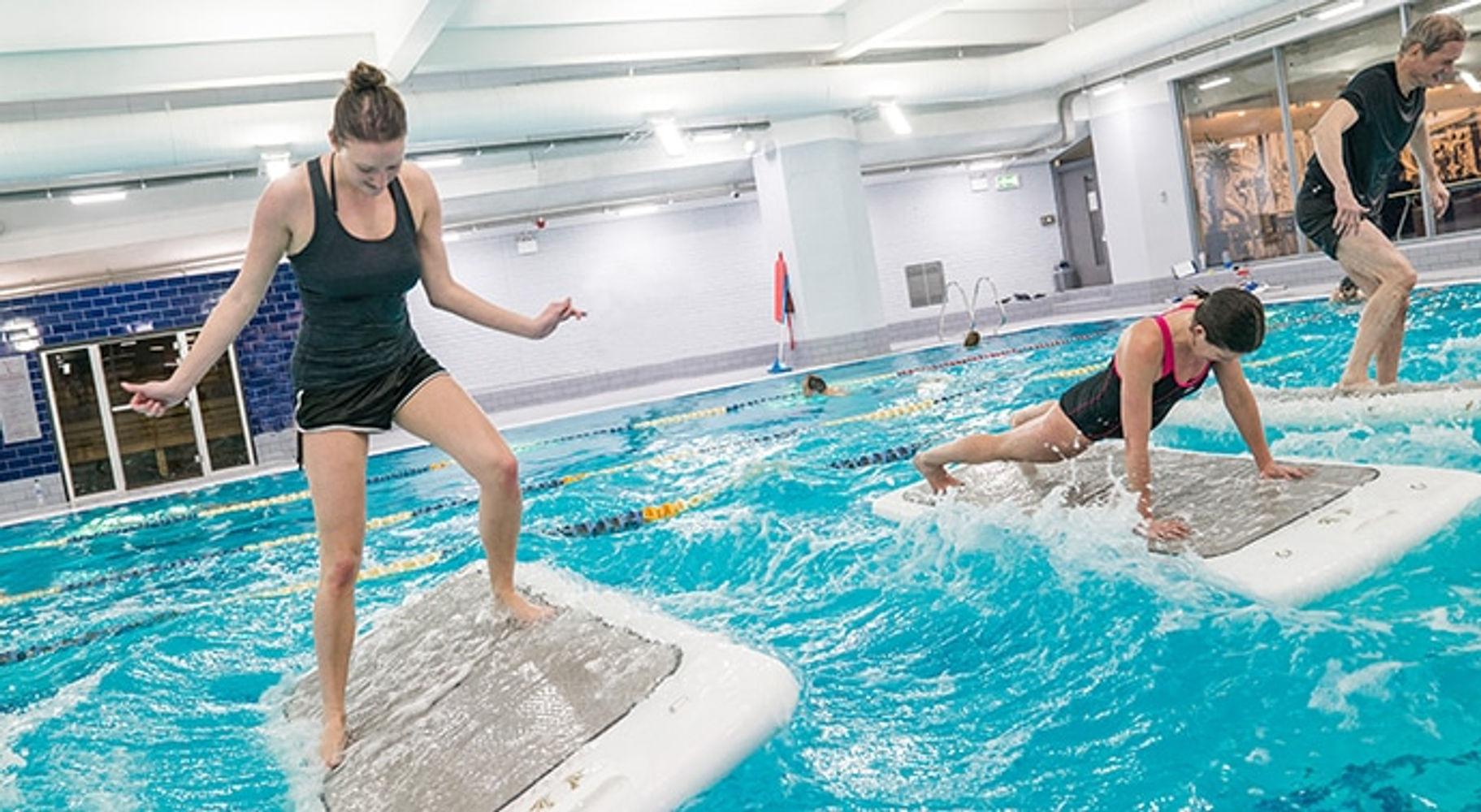 YMCA, Float fit