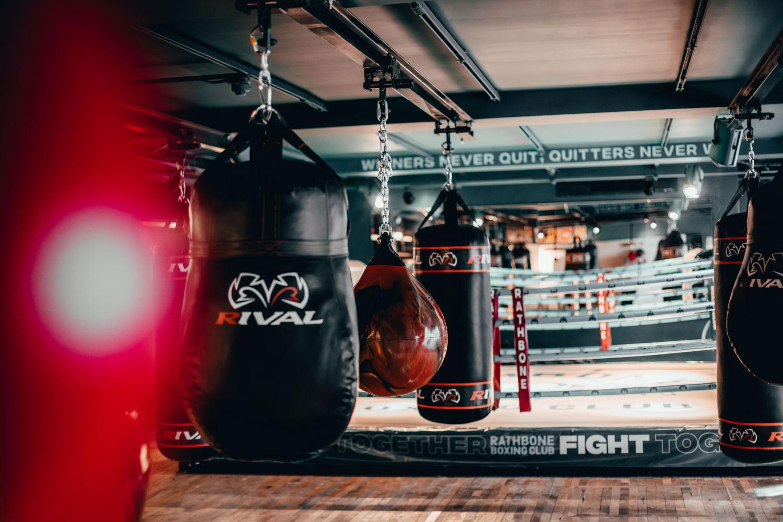 Boxing, Rathbone Boxing Club
