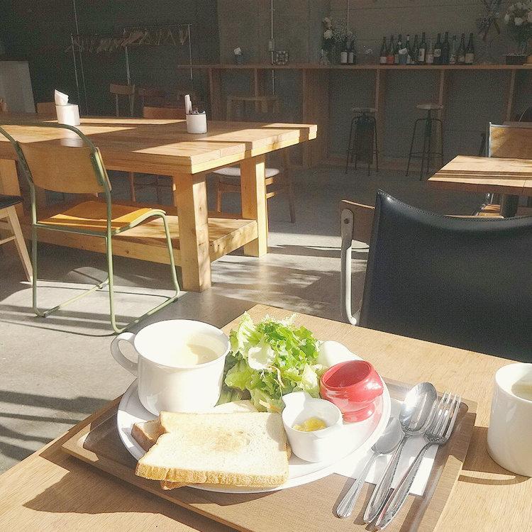 muromachi Café 3+5