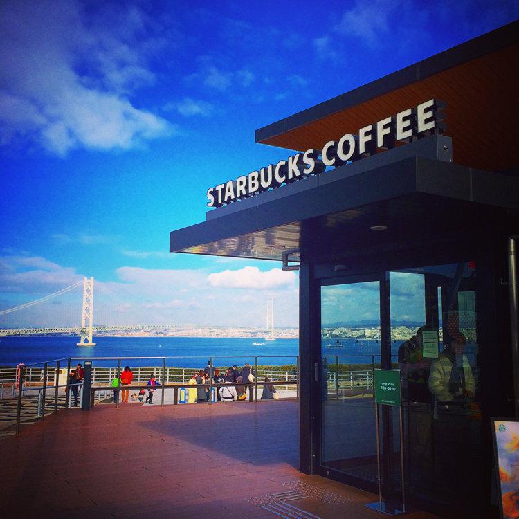 スターバックスコーヒー 淡路サービスエリア(下り線)店