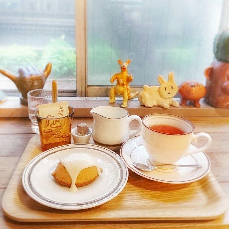 露草社喫茶