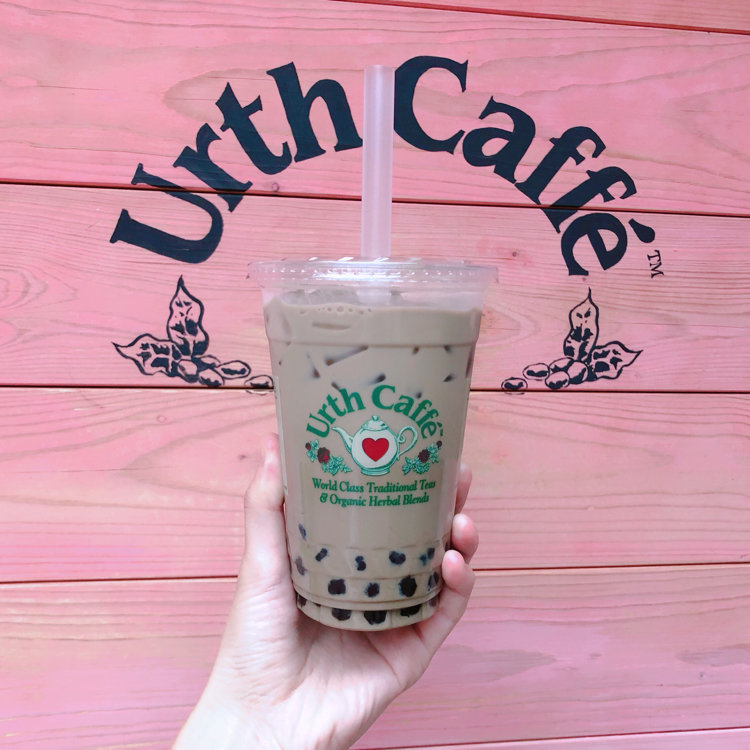 Urth Caffe 表参道