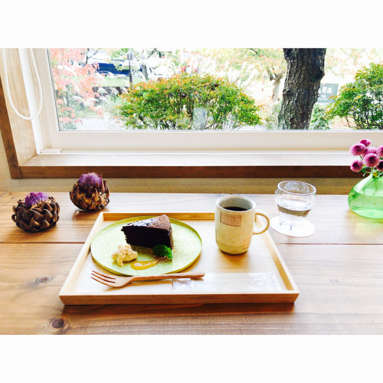 cafe&gallery 月と星