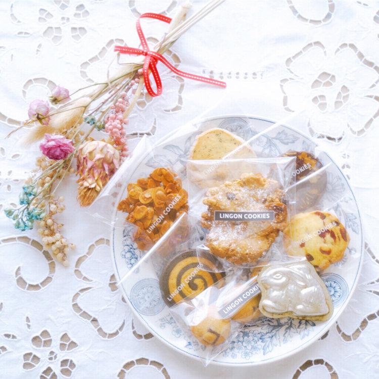 Lingon cookies & gallery