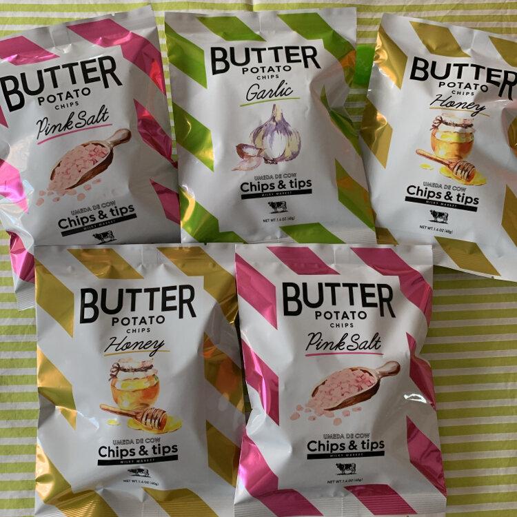 バターポテトチップス