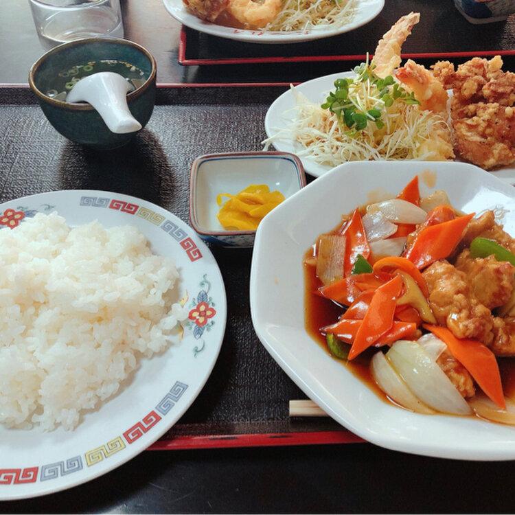 中華料理 たーれん